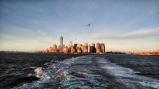 Taking the Staten Island Ferry