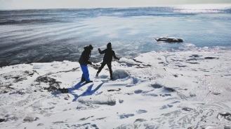 ice battles