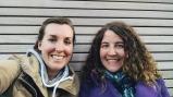 Riverwalk selfies